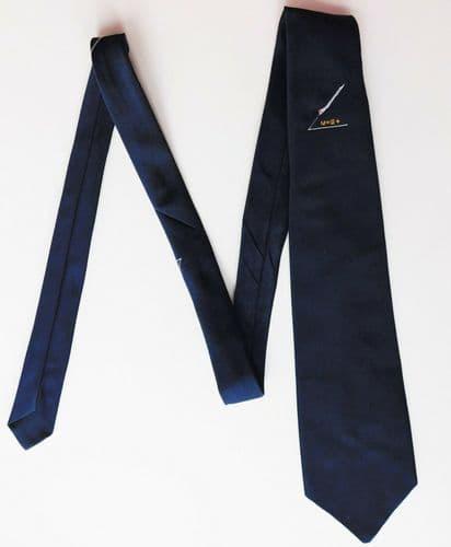 Macclesfield vintage tie aircraft design M=2+ aeroplane plane air transport